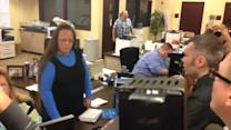 Ky. county clerk risks jail over gay marriage rejection
