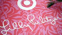 Floral throws up all over Target