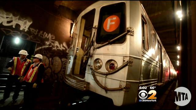 Officials: Snapped Subway Rail Had Been Installed In March