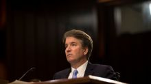 Supreme Court nominee steers clear of Trump criticism
