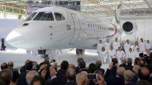 """Falcon 5x: Dassault résilie son contrat avec Safran en raison de """"retards"""""""