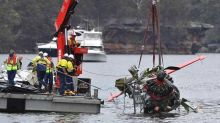 Revealed: What caused horror NYE seaplane crash that left six dead
