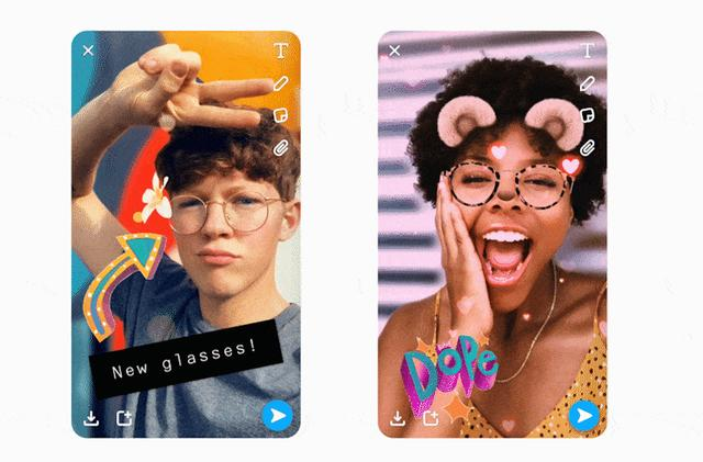 Snapchat makes your selfies more animated with new 3D effects