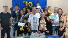 Seis pessoas contraem Covid-19 após festa de aniversário surpresa em SP