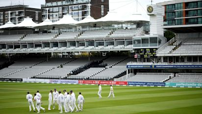 County cricket could lose between £52m and £67m of revenue if next season is Covid-19 affected