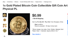 Ebay is 'seriously considering' accepting bitcoin