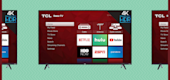 TCL 43-inch TV. (Yahoo Shopping)