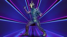 Justin Hawkins unveiled as Chameleon on 'The Masked Singer'