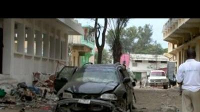 Car bomb kills lawmaker in Somalia