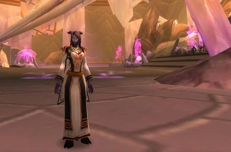 Know Your Lore: Look back in Draenei