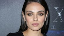 "Mila Kunis & Ashton Kutcher ""Can't Be That Wild"" Now That They Have 2 Kids"
