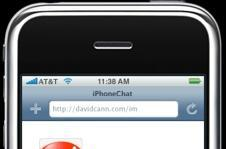 Experimental web app could bring AIM chat to iPhone