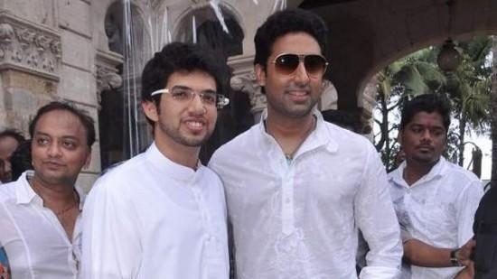 Abhishek Bachchan Flags Off Special Best Buses