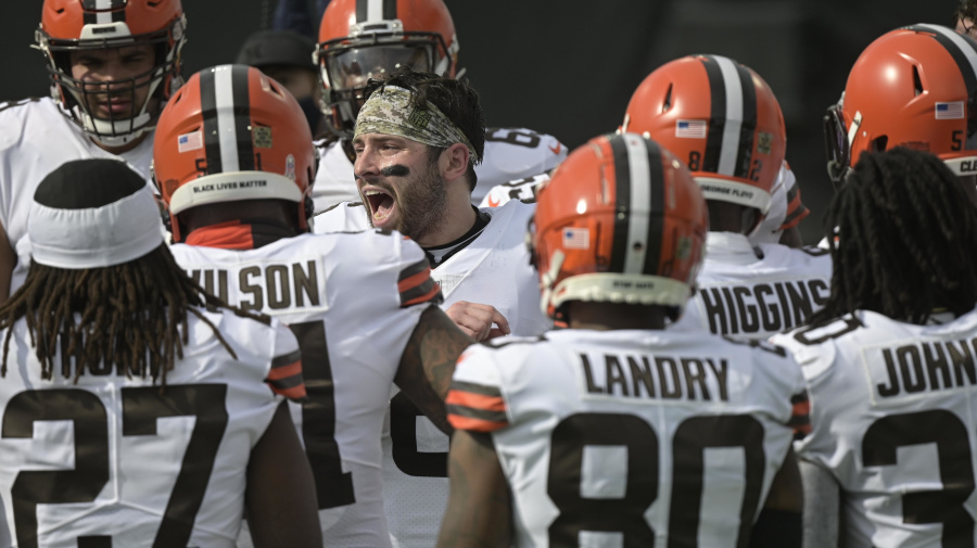 Power rankings: Browns looking like a playoff team