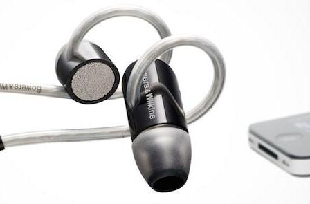 Bowers & Wilkins C5 headphones ooze luxury into your ear canals for $180