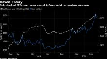 Gold-Backed ETFs Have Never Seen a Run of Inflows Like This