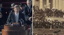 The craziest presidential inauguration moments in US history