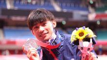 《奧運》摘銀創我國柔道史上最佳 楊勇緯:讓全世界看到台灣柔道