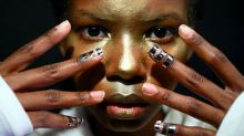 Vivienne Westwood Brought Us Recycled Nail Art To Up Our Sustainability Game