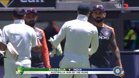 Aussie legend slams Virat Kohli over 'disrespectful' act