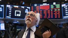 Los bancos centrales no calman al mercado: Wall Street se hunde más de un 12%