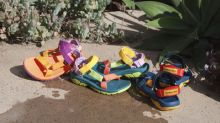 Teva and Outdoor Voices Make a Splash with Swim-Ready Summer Sandals