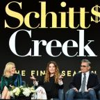 Schitt's Creek star Dan Levy hints a movie isn't out of the question