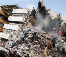 Bodies of 2 firemen recovered after Tehran tower inferno