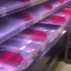 Tokyo Supermarket Shelves Empty as Locals Prepare for Typhoon Hagibis
