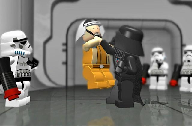 'Lego Star Wars' and more Lucasfilm nostalgia come to PS Now