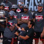 Bam Adebayo flexes in fourth-quarter comeback to send Miami Heat to NBA Finals