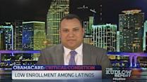 Low enrollment among Latinos on ACA
