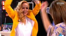 Y Rocío Carrasco se sumó al baile de 'Salvame' (literal y figuradamente)