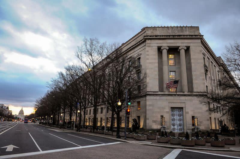 U.S. Justice Department subpoenas publisher of John Bolton's book: report