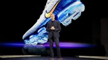 The CEOs of Nike and Under Armour stepping down at this moment is no coincidence