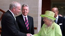 The truth behind the Queen's historic handshake Martin McGuinness