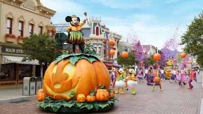 萬聖節玩鬼屋!海洋公園哈囉喂、迪士尼Halloween Time慶典9大亮點