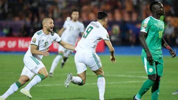 Senegal-Algeria 0-1: Mahrez e compagni vincono la Coppa d'Africa