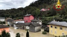 France, Italy search for missing victims after deadly floods