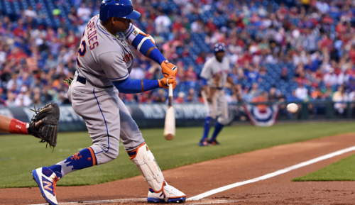 MLB: Roundup: 3 Homeruns! Cespedes knackt Phillies
