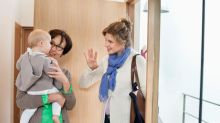 Las mamás y la ansiedad por separación