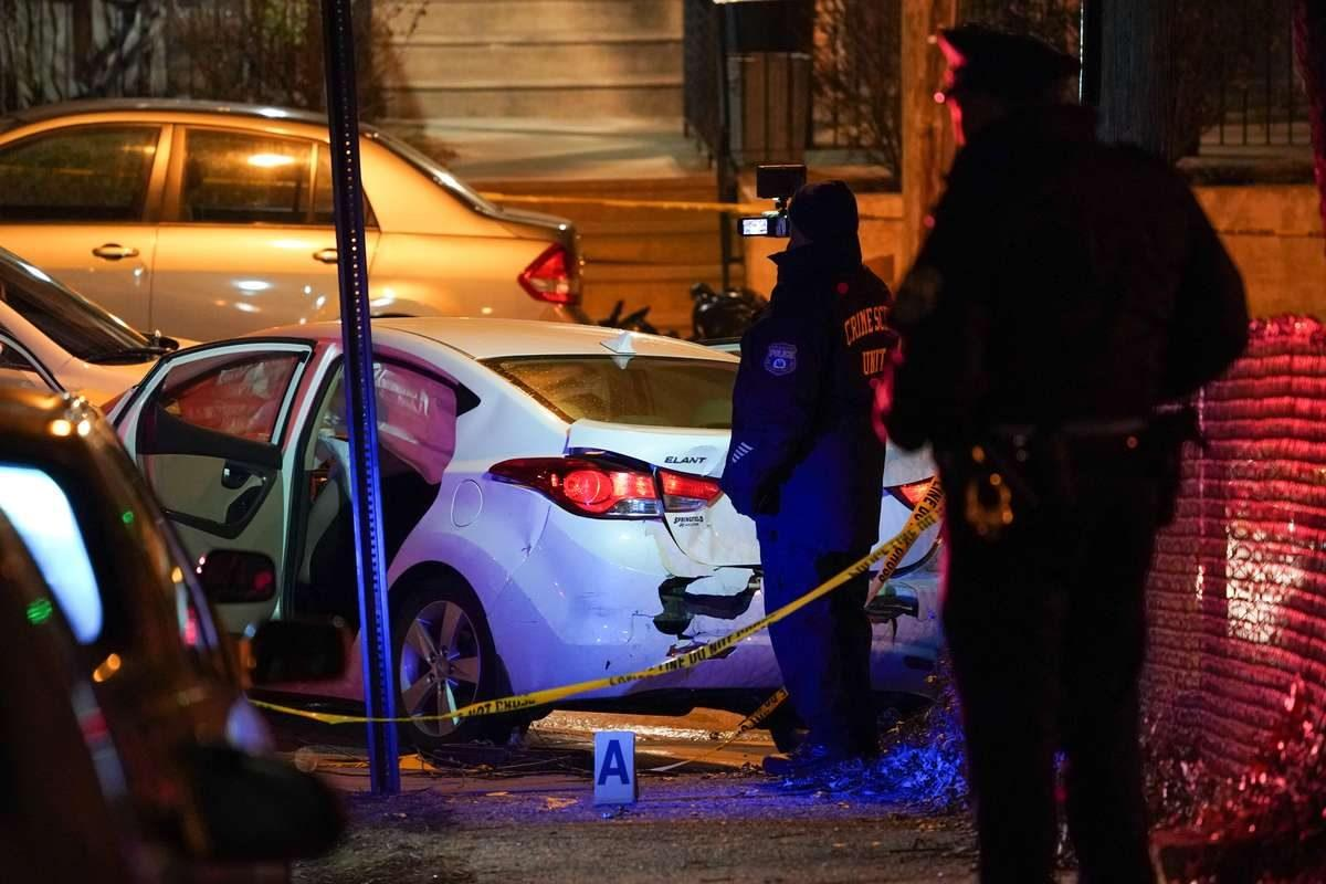 Police ID man fatally shot by officer in E. Germantown; they say he fled, refused to show hands