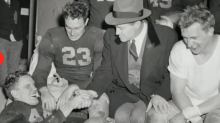 ESPN accidentally airs old Notre Dame photo with naked man in background
