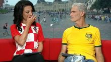 Why Zelic broke down in tears ahead of the World Cup final