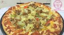 【食譜】雙重芝心Pizza
