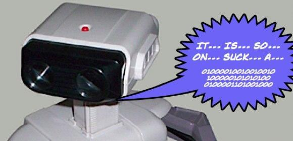 Sony patented the PlayStation ... robot?