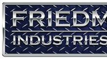 Friedman Industries, Incorporated Announces Second Quarter Results