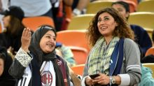 Women throng Saudi stadium for Italian Super Cup amid controversy