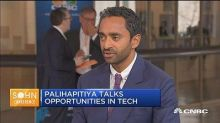 Chamath Palihapitiya would not sell Facebook over data fl...