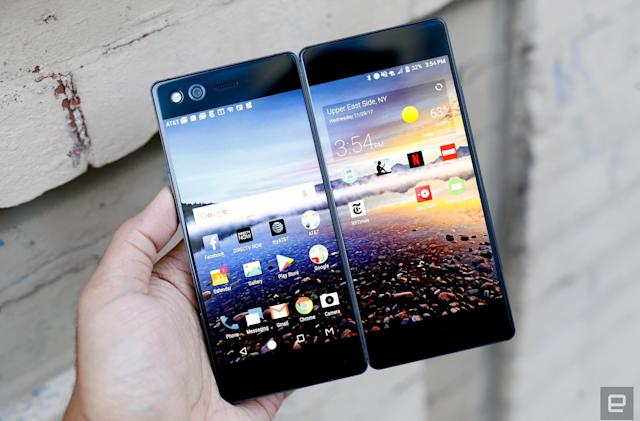 ZTE shares its plans to keep experimenting with mobile phones